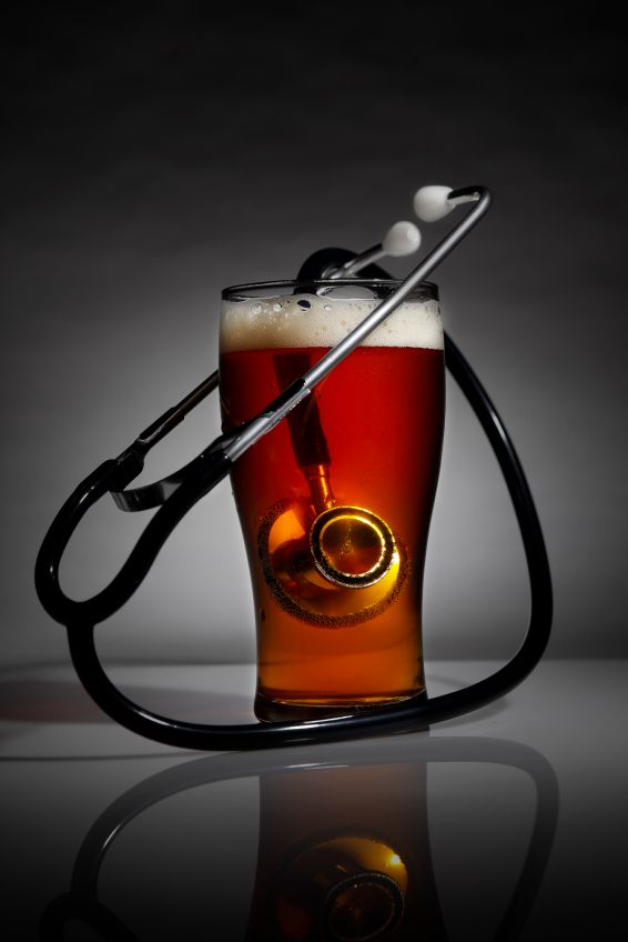 Alcohol Detox - Effect of Alcohol on teh Body #newyearnewyou