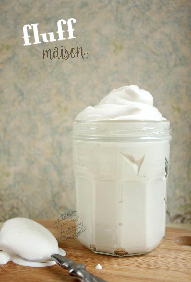 Le fluff maison : la recette facile ! #chamallow