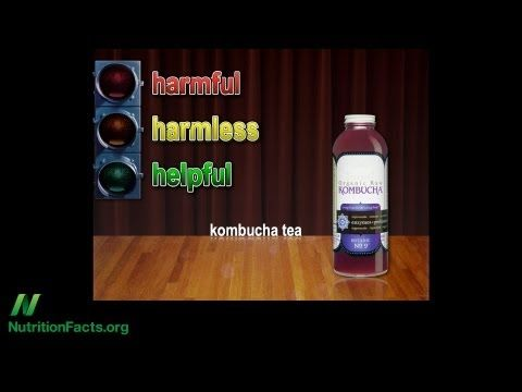 Is Kombucha Tea Good For You? | NutritionFacts.org