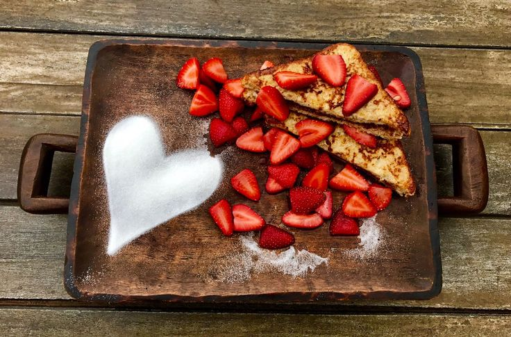 Valentine's day Breakfast - for yourself or someone you love