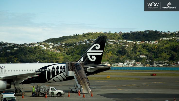 #AirNewZealand #AirNZ #WishForWOW #WorldofWearableArts #Wellington #NewZealand #fashion