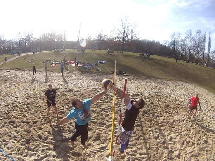 #Beachvolleyball Preseason 2017. Berlin