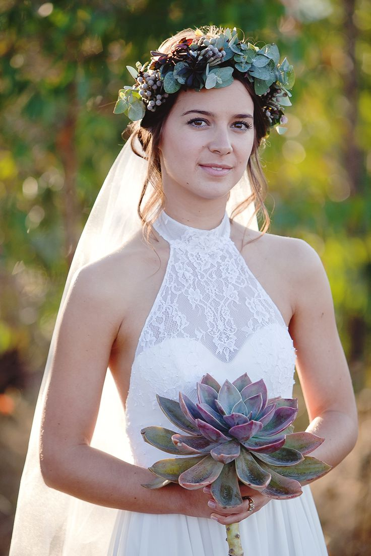 Floral Bridal Headdress : Best images about flower headdress crowns on