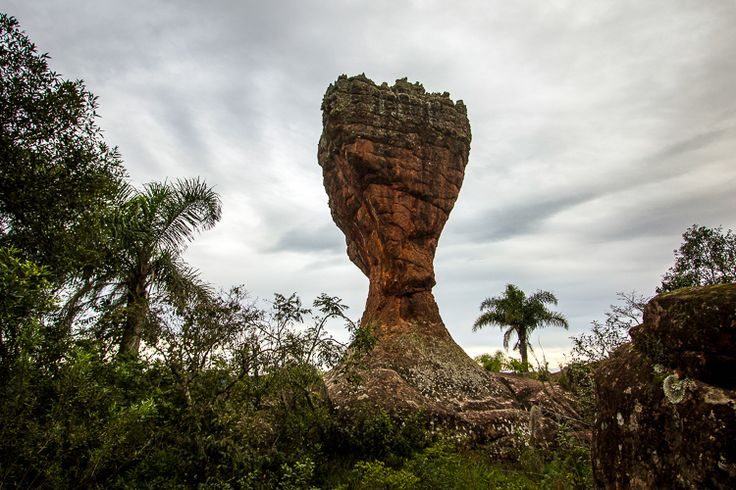 Parque Estadual Vilha Velha. Ponta Grossa, 30/05/2015. Foto: Pedro Ribas/ANPr