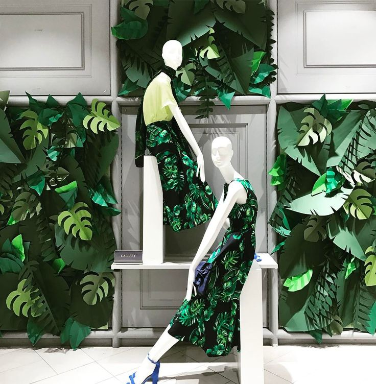 "DUNNES STORES, Dublin, Ireland, ""Welcome to the jungle!"", photo by VM On The Green, pinned by Ton van der Veer"