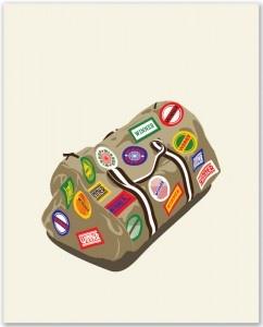 Winner's Bag (2012) Erica Donovan