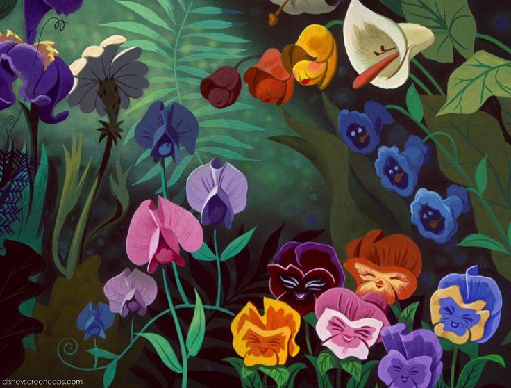 alice-in-wonderland-singing-flowers-tattoo