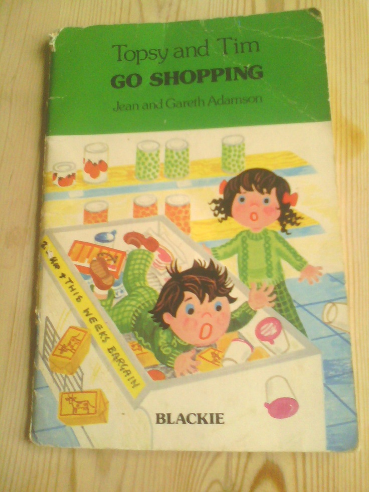 aww still love topsy tim use to get from the book club at school x