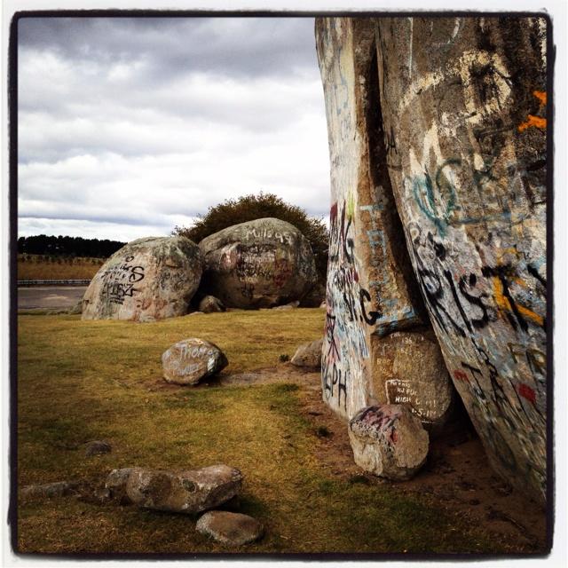 Thunderbolt's Rock, near Uralla NSW.