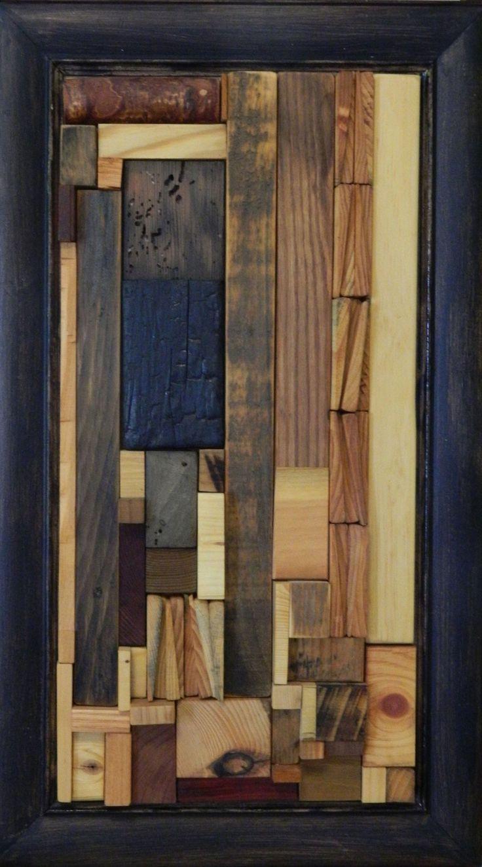 Viva plast wooden colours - Crawl Slide Climb Heather Patterson Wood Wall Art Artful Home