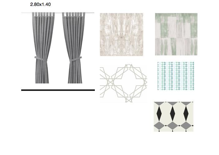 curtains - SampleBoard