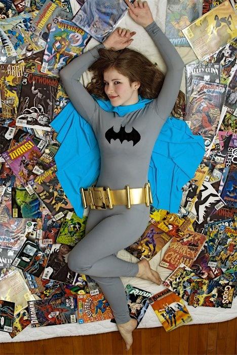 Una ragazza da sposare #Batgirl