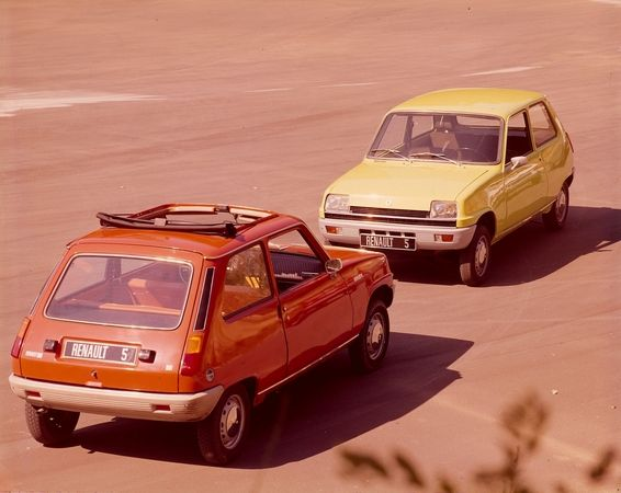 332 best renault images on pinterest vintage cars classic renault 5 tl 1972 sciox Image collections