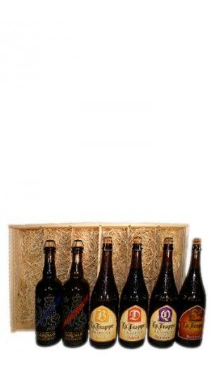 Luxe bierpakket Grande Dit luxe bierpakket bestaat uit twee Belgische toppers namelijk Cuvee van de Keizer Rood en Blauw en daarnaast uit 4 heerlijke La Trappe bieren. Dit exclusieve bierpakket is het ideale bier cadeau en alleen te bestellen bij Bierrijk! https://bierrijk.nl/luxe-bierpakket-grande-6x75cl