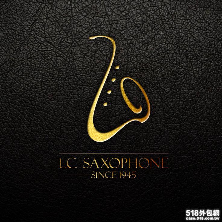 LC Saxophone(競標作品)-PAPERFORT Studio的工作室 - LOGO/商標設計,封面設計,DM/海報/卡片設計 - 作品