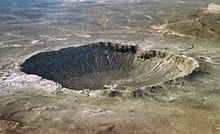 Meteor Crater (Winslow, AZ) - Definitely worth a stop if you're ever in the area on a road trip.