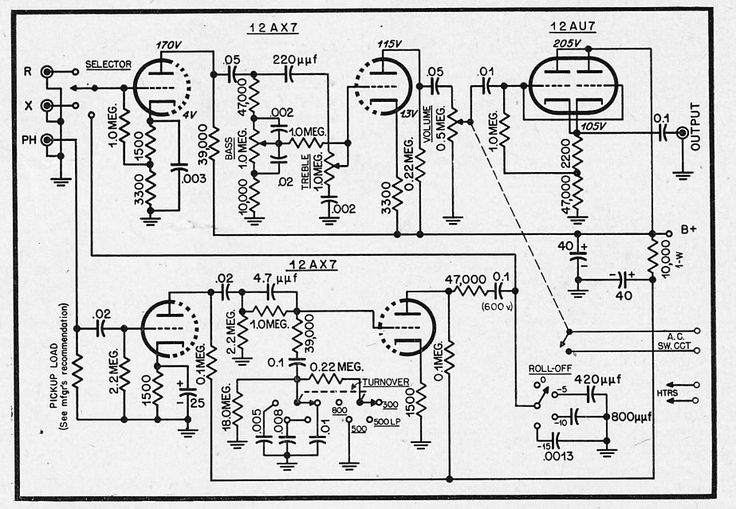 76 best amp schematics images on pinterest
