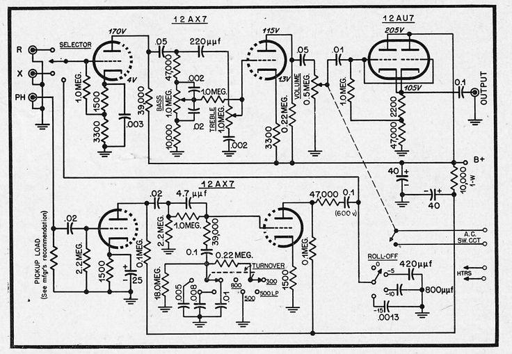 gretsch 6161 amp schematic