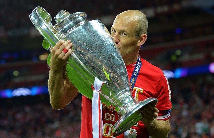 FC Bayern München Champions 2013