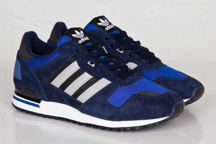 official photos c9eda a64c0 Sell Well Adidas Zx 700 Retro Trainers Army Shoes Green Blue