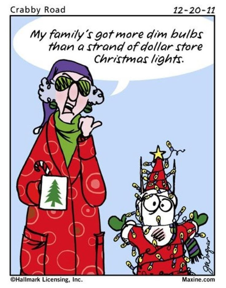 Family Thanksgiving Humor Maxine Published December 22