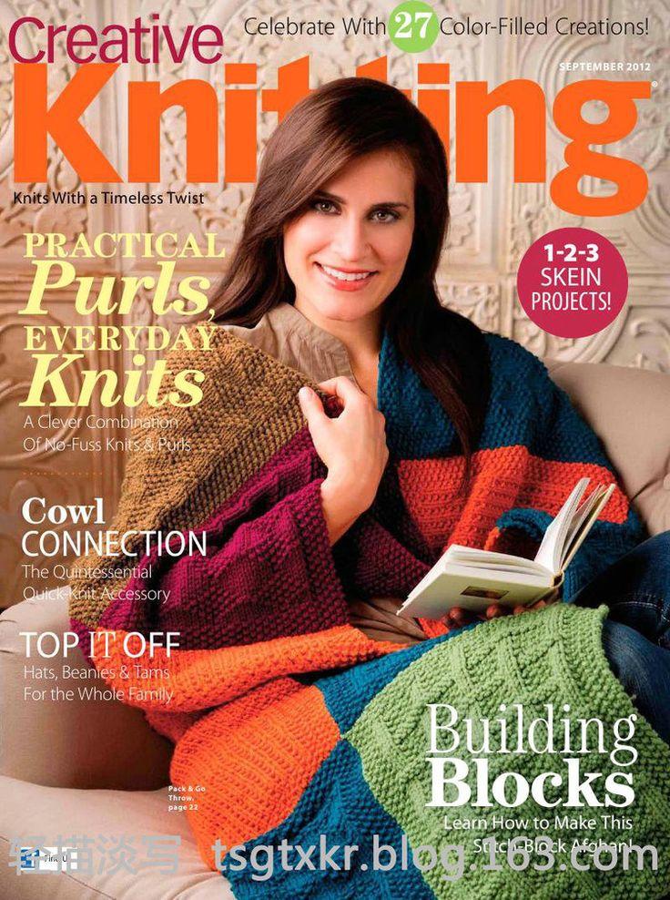 Creative Knitting №9 2012