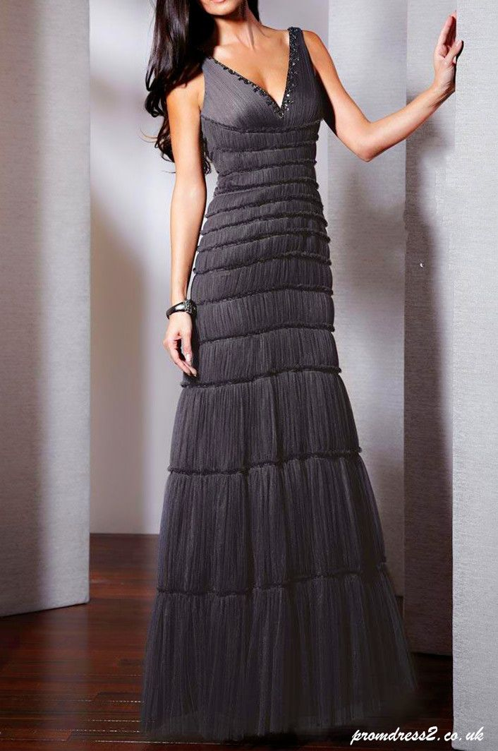 Formal Quality High Dress
