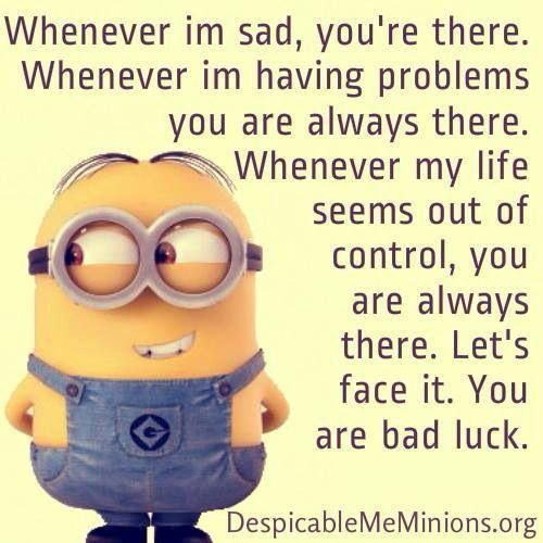 Top 30 Best Funny Minions Quotes