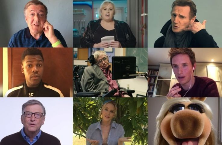 Watch: Liam Neeson, Anna Kendrick, Miss Piggy and other celebs audition to be Stephen Hawking's new voice  Stephen Hawking is looking for a new voice in this hilarious sketch... can you guess who he chose for the job? https://www.thesouthafrican.com/watch-liam-neeson-anna-kendrick-miss-piggy-and-other-celebs-audition-to-be-stephen-hawkings-new-voice-video/