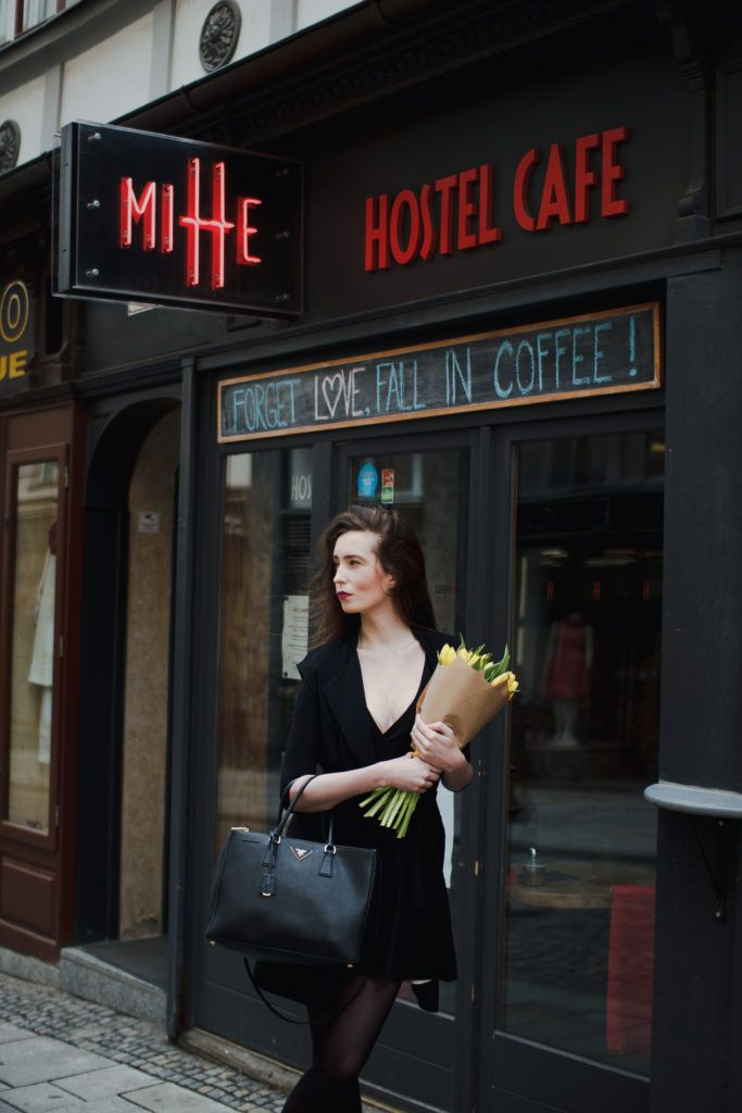 Café Mitte also has a hostel if you need to stay the night in Brno – Lera Lazareva