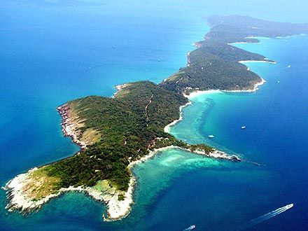 Koh Samet Rayong Thailand-We love going here for a couple days at a time!  Great place to relax!