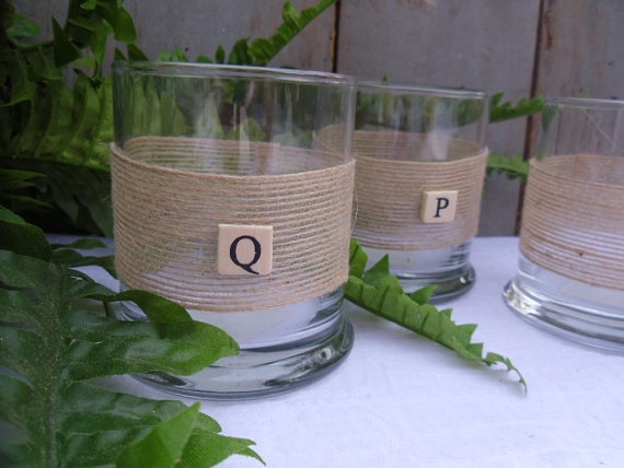 what to do w/ wedding cylinders  Maybe Merry Christmas instead of initial?