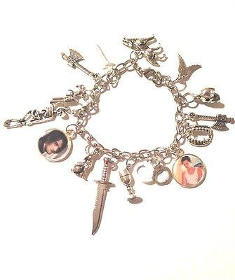 Hemlock grove charm bracelet