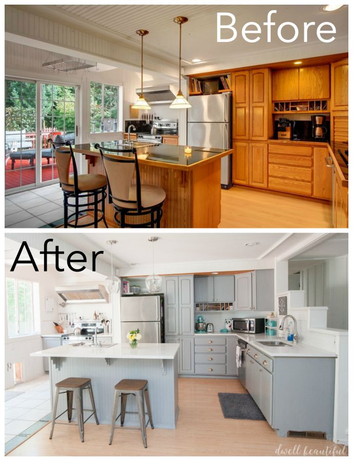 Do it yourself kitchen remodel the do it yourself painting for Kitchen design yourself