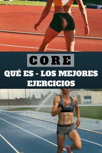 Core, Ejercicios core, Entrenamientos para el núcleo. Todos los entrenadores usan estas palabras pero no todos saben qué significan!Hoy te vamos a explicar QUÉ ES EL CORE, de qué sirve entrenarlo y te mostraremos cuáles son los mejores ejercicios core que existen! Runner Tips, Hiit, Marathon Training, Fitness, Pilates, Yoga, Runners, Weight Loss Tips, Health Tips