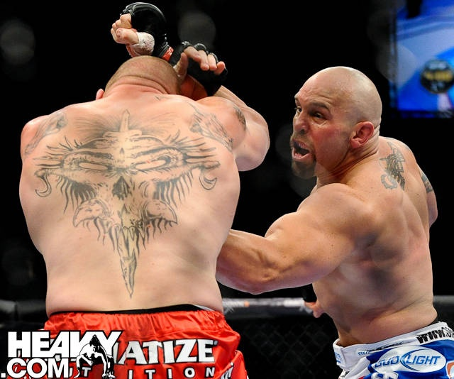 And Now He's Retired: Shane Carwin Calls It Quits After Brief and Terrifying Career
