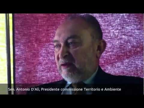Senatore Antonio d'Alì- Intervento per la riapertura dell'aeroporto di Trapani. Un video di aggiornamento sui lavori presso l'aeroporto siciliano.