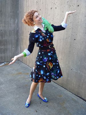 16 DIY Literary Character Costumes To Make For Halloween   Gurl.com