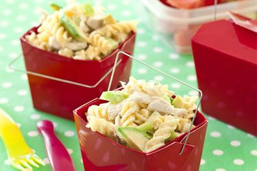 Chicken pasta salad recipe, NZ Woman's Weekly – visit Food Hub for New Zealand recipes using local ingredients – foodhub.co.nz