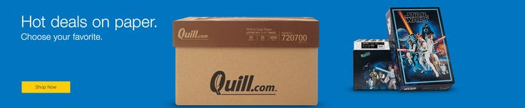 Quill Copy Paper Review with Coupons, Sales and Promo Codes  https://best4businesses.com/copy-paper-buying-guide-review-quill-coupons/ Every office needs copy paper to use in either your computer printer or copy machine, copier. You can get good quality copy paper that works for your needs and save too, by shopping the sales, buying in bulk and using Quill coupons  – plus free shipping on orders over $45!  After...