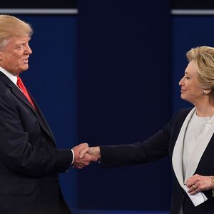 We found a mountain of false and misleading statements in the second meeting of the presidential nominees.