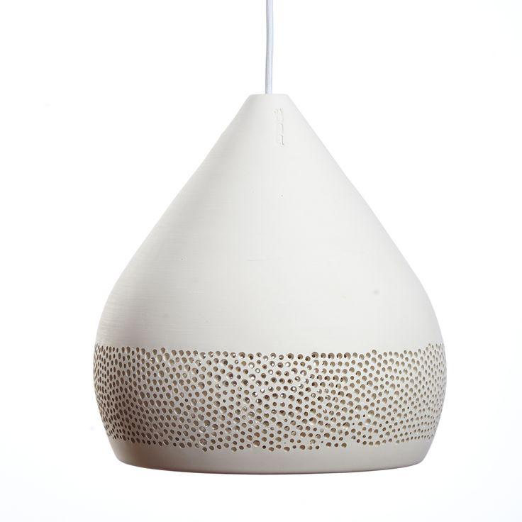 SpongeOh! pendant lamp by Pott #design #lamp #lighting #interiordesign #pottery