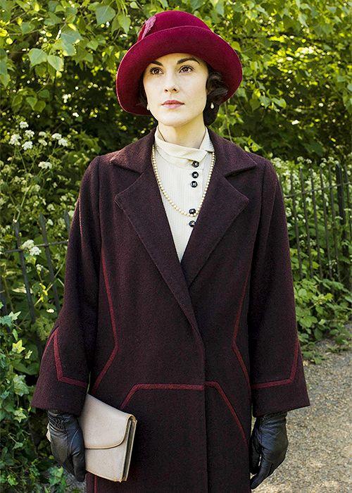 Mary Crawley, Downton Abbey Season V