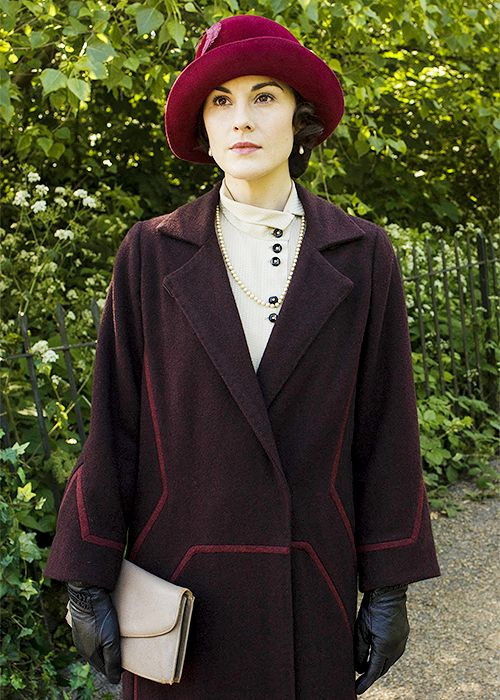 Downton Abbey 5 costumes