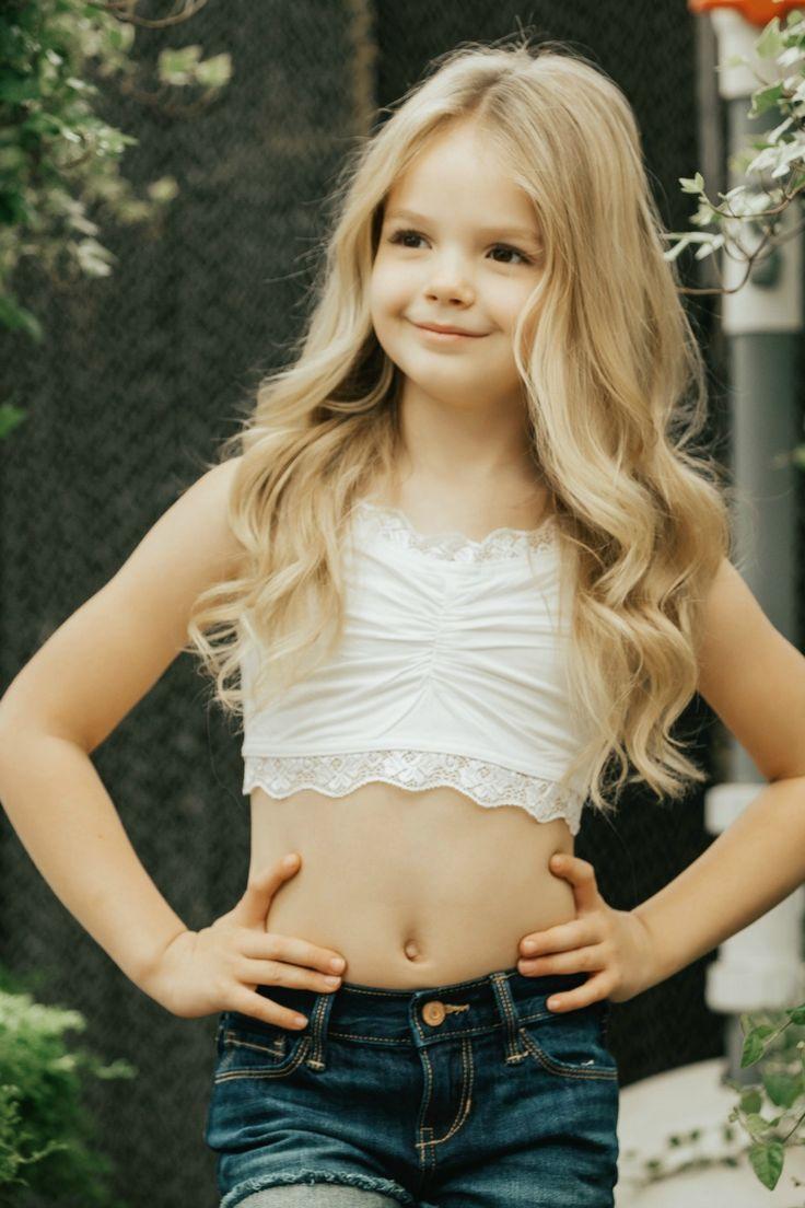 Little Girls Bralette | Girls bralette, Bralette, Girl