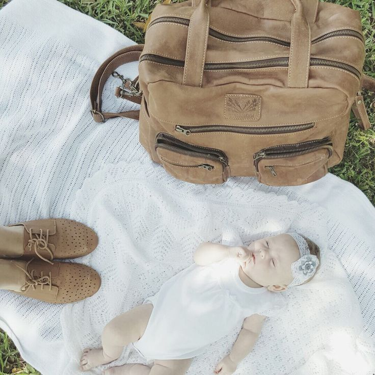 Gorgeous Woodland Tan Diaper Bag. Wild and Free South Africa