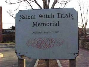 Salem Witch Trials Memorial, MA: One of the few truly meaningful sites to learn about the witchcraft trials of 1692