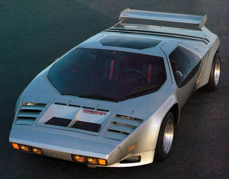 1985 Vector W2 Twin Turbo