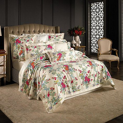 Sheridan Cream Armenia Bed Linen At Debenhams