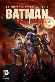 Batman Bad Blood Watch Online Free. Bruce Wayne is missing. Alfred covers for him while Nightwing and Robin patrol Gotham City in his stead. And a new player, Batwoman, investigates Batman's disappearance.